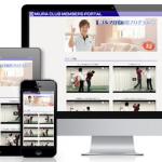 ゴルフ練習プログラム動画教材の画像