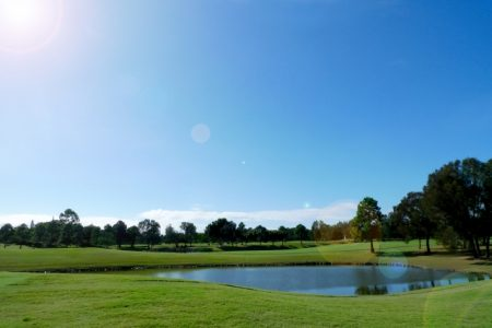 初めて100切りに成功した記念すべきゴルフ場
