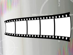 DVD動画をスローコマ送りしている画像